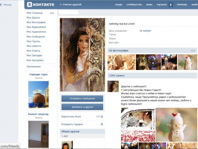 Vkontakte Remains more popular than Facebook in Russia - M-Brain