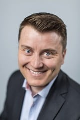 M-Brain CDO, Acting Head of APAC Mikael Makkonen