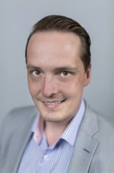 M-Brain CSO Joakim Nyberg