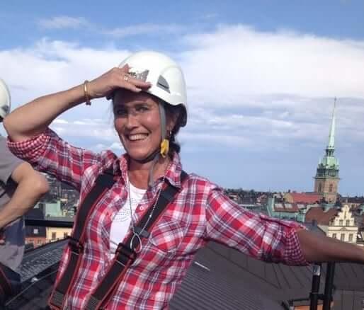 M-Brain Marjukka Nyberg believes in Informed Leadership.