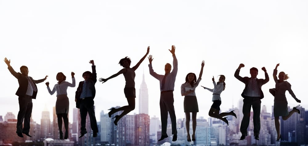 enthusiasm emerges in a healthy working environment m brain market