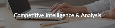 Competitive Intelligence Services