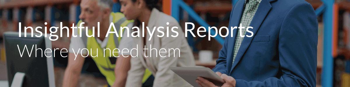 Market Analysis Services