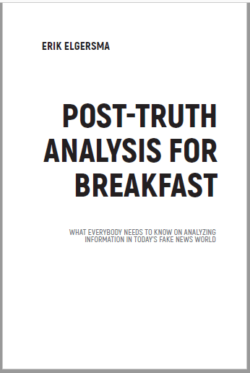 Post-truth analysis for breakfast - Erik Elgersma