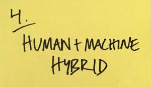 Human Machine hybrid M-Brain