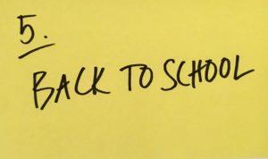 Back to school M-Brain