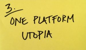 One platform utopia M-Brain